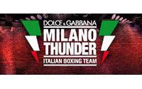 Dolce and Gabbana se dan al boxeo