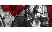Calvin Klein y Lara Stone: demasiada tensión sexual