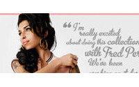 Amy Winehouse, modelo de sus diseños para Fred Perry