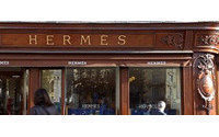 Hermes 'united' in drawbridge defence against LVMH