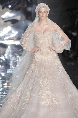 Así es el vestido de novia de Katy Perry - Noticias : Diseño (#131584)