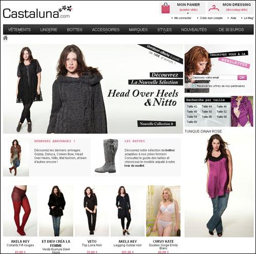 Castaluna.com, Redcats