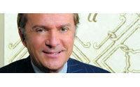 Confident Italian suit wizard enters Russian market