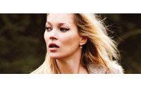 Supermodel Kate Moss launches last Topshop line