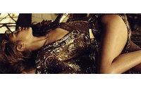 ¿Con qué combina Natalia Vodianova su vestido de Balmain?