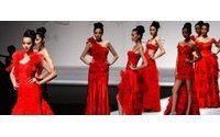 China ist sexy: Dessous auf der Pekinger Modewoche