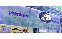 Alliance Boots sees Xmas lift from innovation