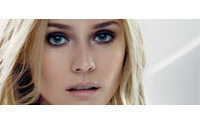 Calvin Klein launches make-up with Coty