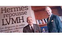 Hermès: l'ingresso di LVMH non ha niente di amichevole