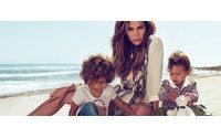 Los gemelos de Jennifer López, modelos de Gucci
