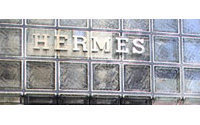 Hermes rejects LVMH foray, luxury battle in offing