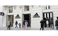 Adidas erwartet ein konstantes Wachstum
