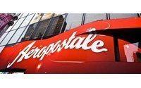 Aeropostale posts 5% growth in sales