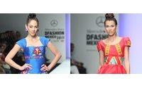 Con estilo mexicano cierra el tercer día de Mercedes-Benz DFashion