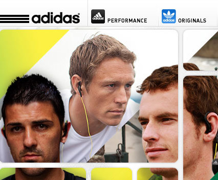 adidas, Nike