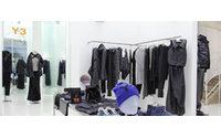 Y-3 inaugura il suo primo Flagship Store a Milano