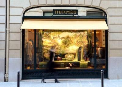 LVMH, Hermès