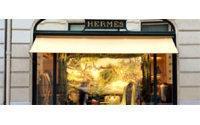 Hermès lancia una linea di sari di lusso in India