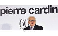 Fashion designing 'my drug': Pierre Cardin