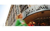 John Lewis sales surge as Xmas shopping takes off