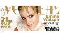 Tops estrelam o ceú da Vogue inglesa de dezembro