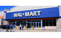 Wal-Mart to offer price matching on 'Black Friday'