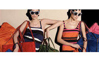 женские аксессуары от Prada весна 2011 сумки очки.