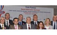 Türkiye ve Suriye'de düzenlenen Fransız Tekstil Makinaları konferansları 500 kişinin katılımıyla gerçekleşti
