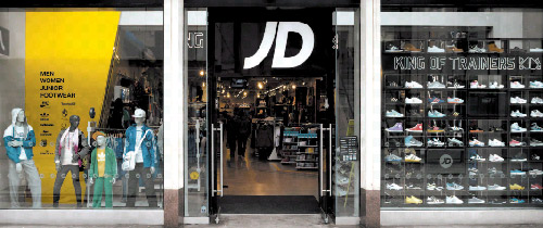 JD Sports | Centre Commercial Régional Evry2