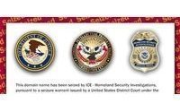 EE.UU. cierra 70 portales vinculados a la venta de falsificaciones y piratería