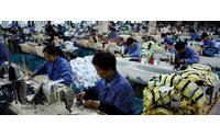 Indústria têxtil é o setor que mais cresce na Espanha