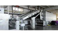 Asos'tan tekstil sektörüne % 30 su tasarrufu