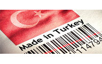 Tekstile 'Made in Turkey' damgası