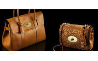Handbag firm Mulberry breaking onto world stage