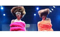 Intercoiffure Brasil dá show de estilo em Paris