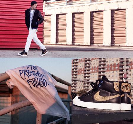 Stüssy, Nike