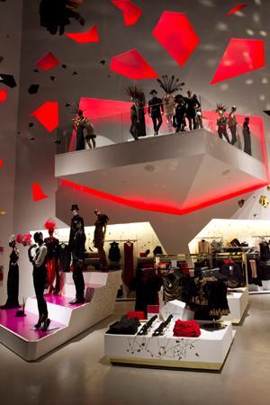 H&M, Vegas