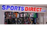 Sports Direct first-half profit up 40 percent
