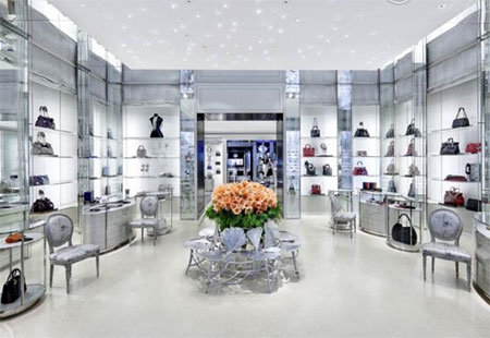 christian dior store