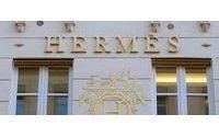 LVMH annonce détenir plus de 20% du capital d'Hermès