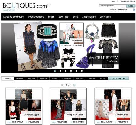 Boutiques.com, Google