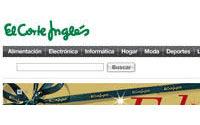 La web de El Corte Inglés, la mejor valorada por los consumidores para hacer compras 'online'