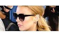 Lindsay Lohan completa su tratamiento y sale de rehabilitación