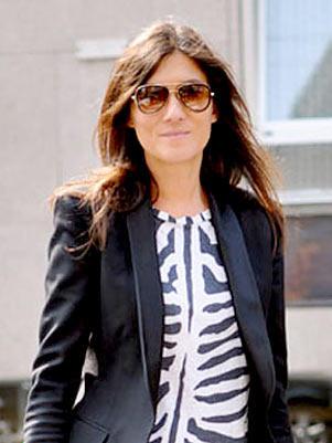 Carine Roitfeld, Vogue