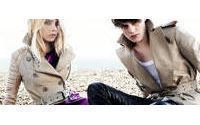 Burberry embraces digital technology
