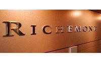 Richemont: ventes trimestrielles en forte hausse, portées par l'Asie