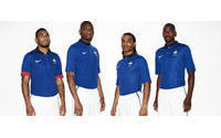 Nike introduces new French football kit