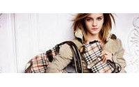Burberry: +27% nelle vendite nell'ultimo trimestre 2010