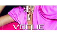Кейт Мосс стала новым лицом рекламной кампании Vogue Eyewear