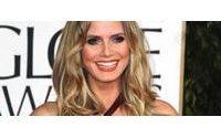 Heidi Klum lanzará su propio perfume con Coty Beauty